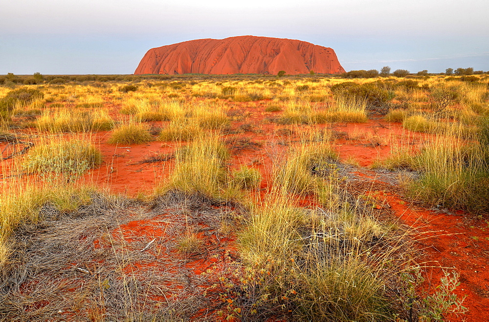 an analysis of the uluru national park in the norther territory Uluṟu-kata tjuṯa national park photo by unknown uluru-kata tjuta national park is home to australia's most iconic natural landmark uluru (or ayers rock) is a world-famous monolith that rises up out of the surrounding red desert in the northern territory the enormous sandstone rock is 1,142.