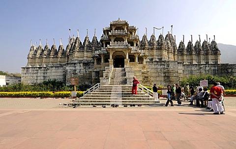 Seth Anandji Kalayanji Pedhi, Jain temple complex, Adinatha Temple, Ranakpur, Rajasthan, North India, India, South Asia, Asia