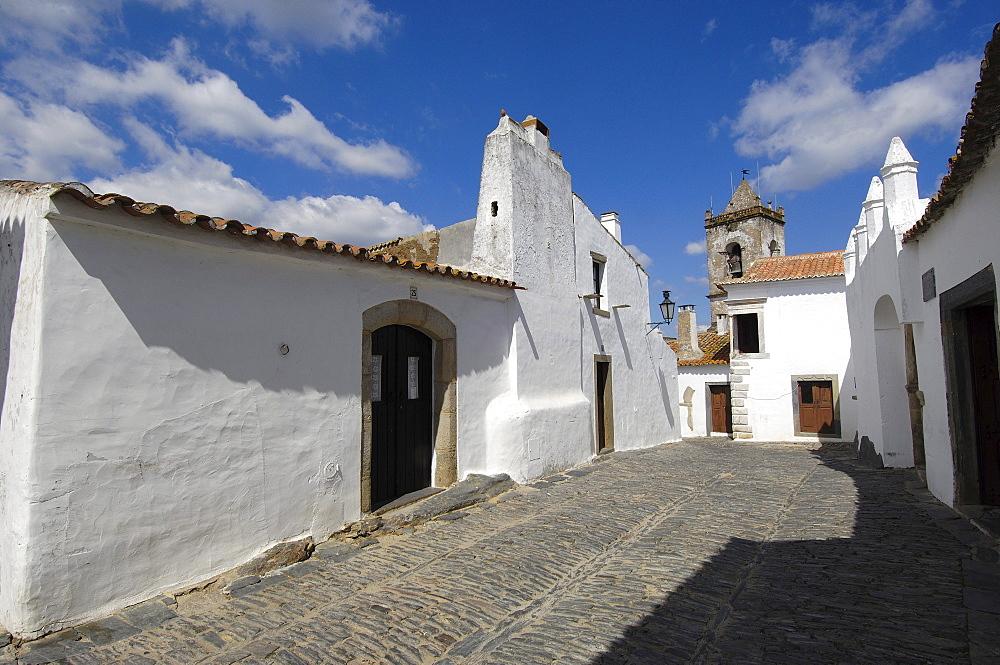 Monsaraz, fortified village, Alentejo, Portugal, Europe