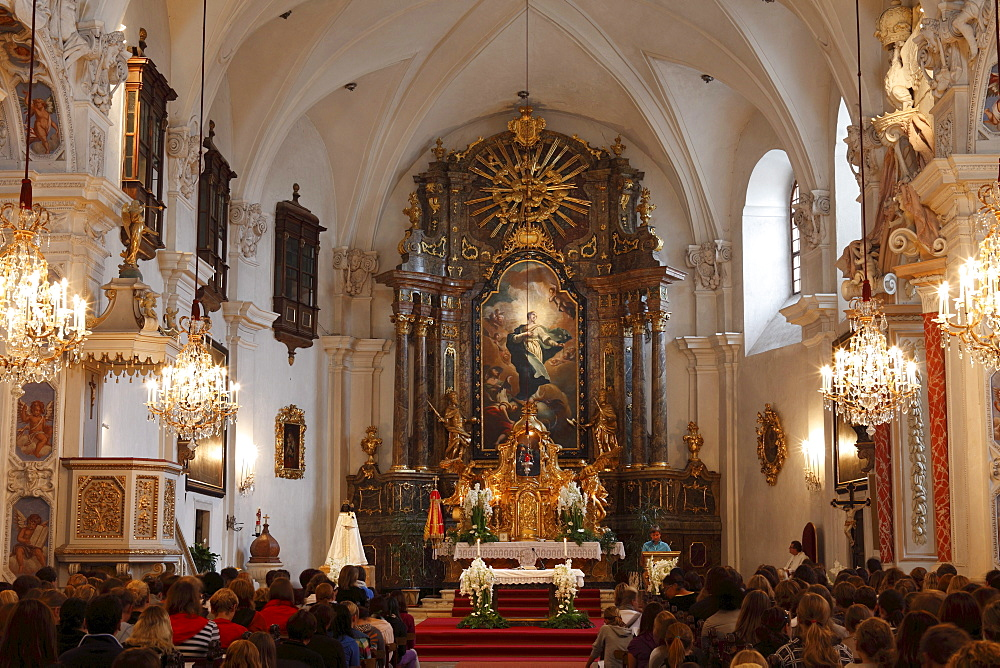Pilgrimage church Loretto, Burgenland, Austria, Europe