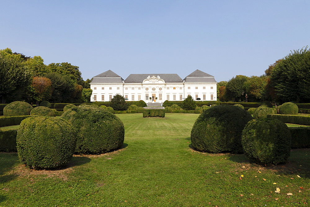 Schloss Halbturn Palace, Burgenland, Austria, Europe