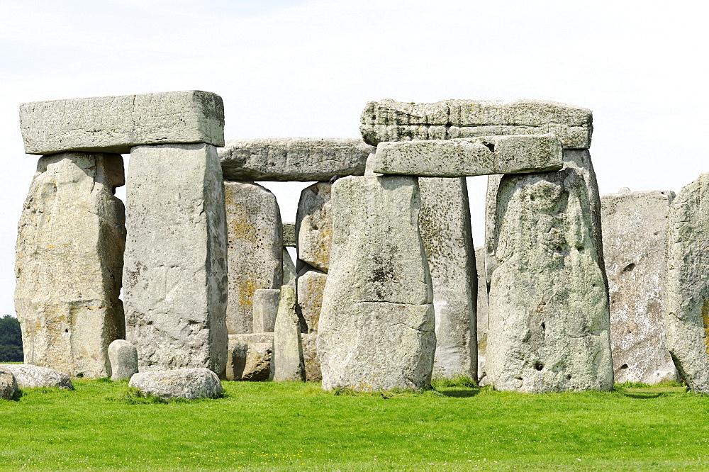 Stonehenge near Salisbury, Wiltshire, England, UK, Europe