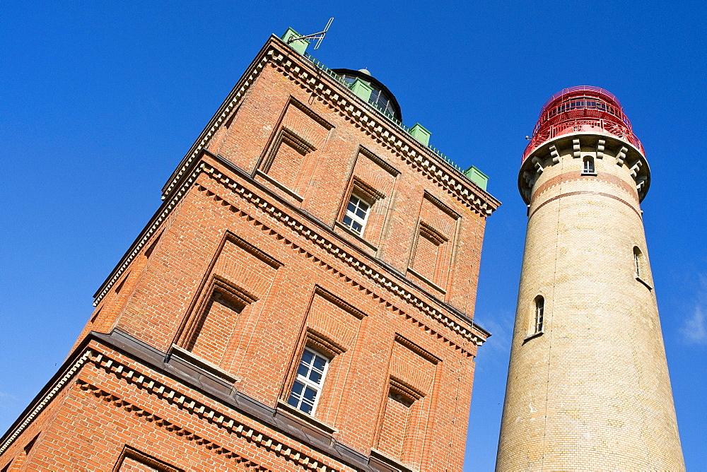 Lighthouse at Cape Arkona, Mecklenburg-Western Pomerania, Germany, Europe