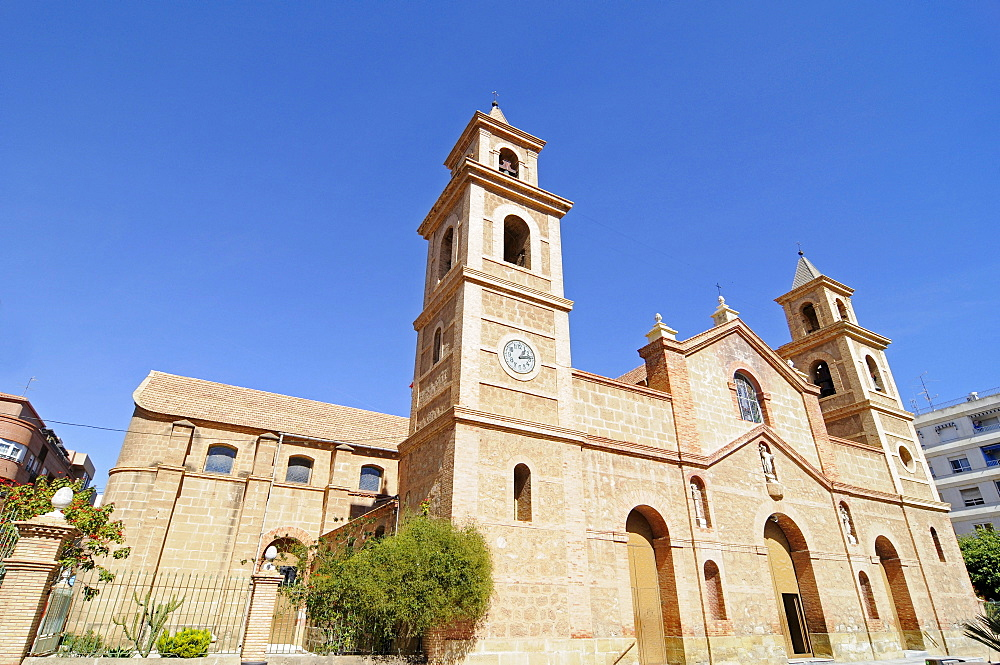 Iglesia Arciprestal de la Inmaculada, Archpresbyteral Church of the Immaculate Conception, Torrevieja, Costa Blanca, Alicante, Spain, Europe