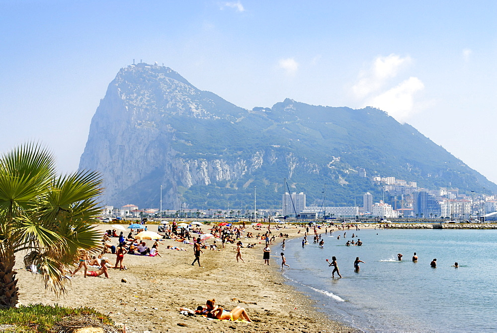 Rock of Gibraltar, Great Britain, Europe