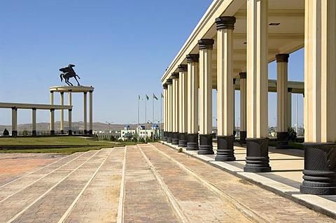 Ashgabat, National Museum, Turkmenistan