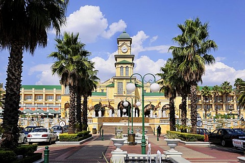 Golden Reef City Casino, Johannesburg, South Africa
