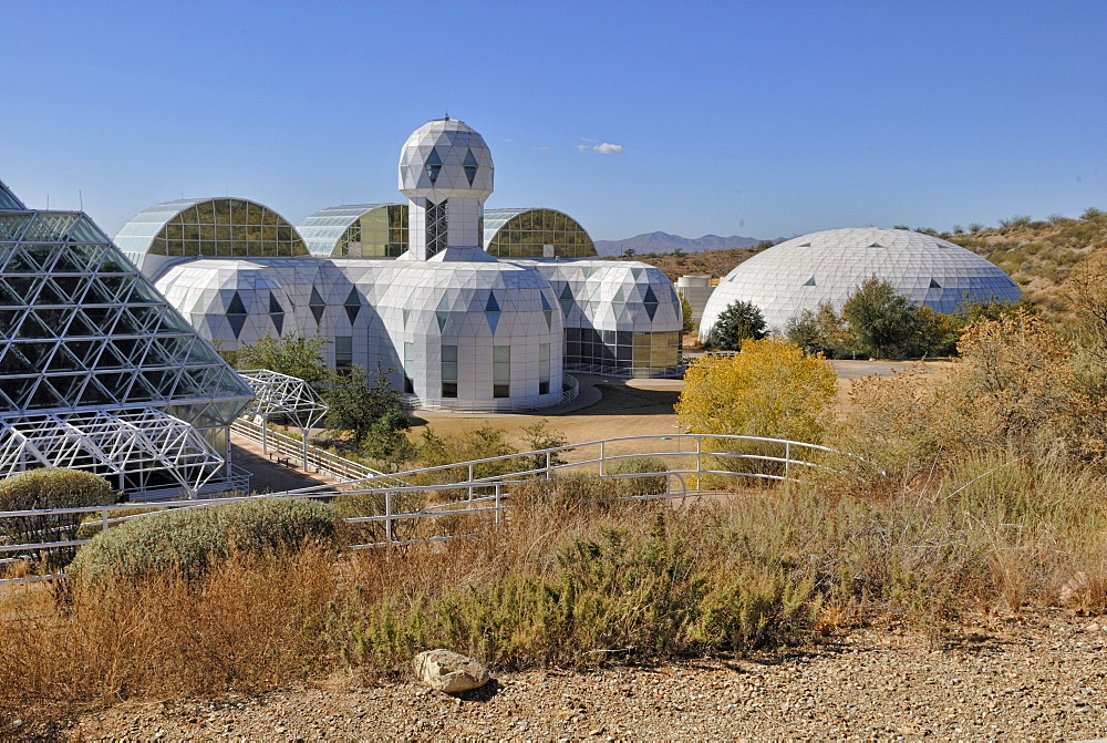 Biosphere 2, Science and Research Center, Tucson, Arizona, USA