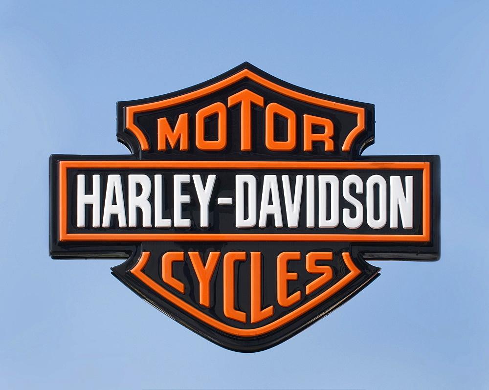 Logo Harley-Davidson motorcycles