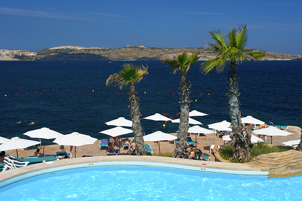 Dolmen Resort in Qawra, Malta, Europe