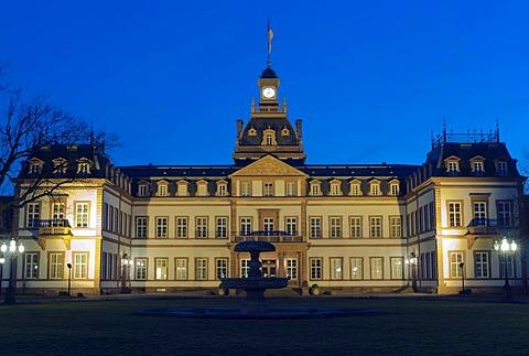 Schloss Philippsruhe palace, Hanau, Hesse, Germany