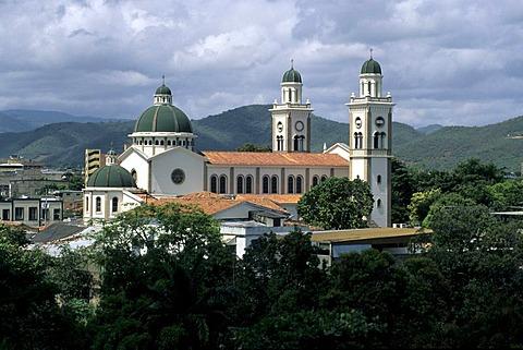 Santa Rosa de Lima Church, Carupano, Sucre, Caribbean, Venezuela, South America
