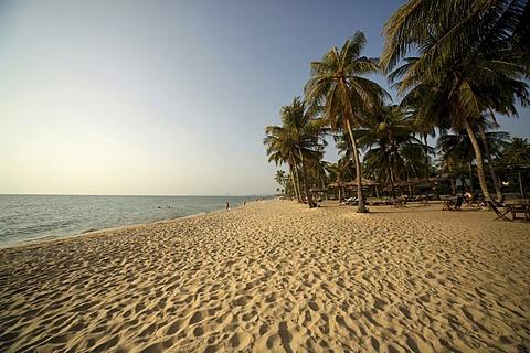 Long Beach on Phu Quoc island, Vietnam, Asia