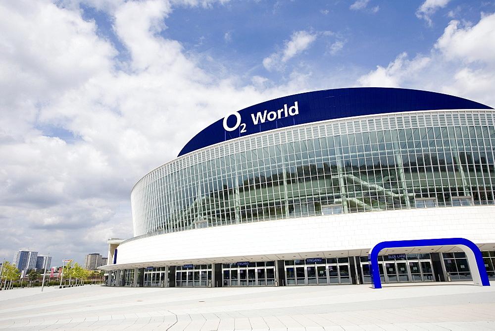 O2 World, O2 Arena, Berlin, Germany, Europe