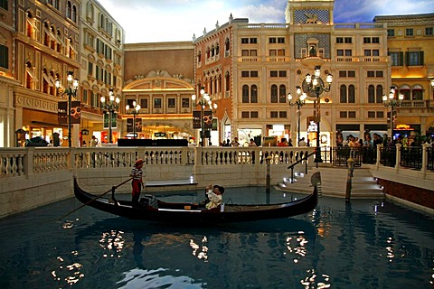 The Venezian, casino, Macau, China, Asia