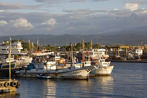 Cumana, seaport and ferry terminal, Isla Margarita, Margarita Island, Venezuela, Caribbean, South America
