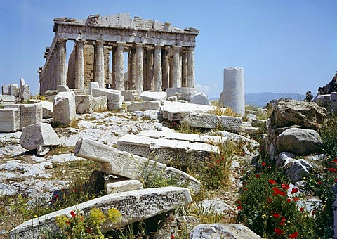 Parthenon, Acropolis, Athens, Greece, Europe