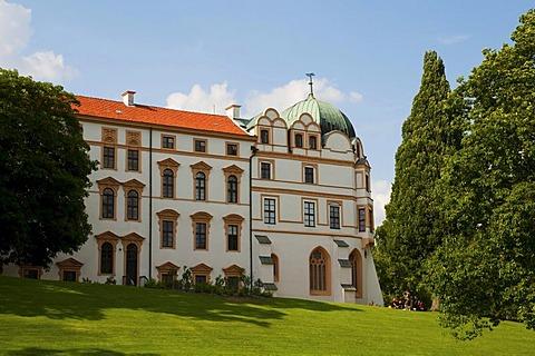 Duke's Castle, Celle, Lower Saxony, Germany, Europe