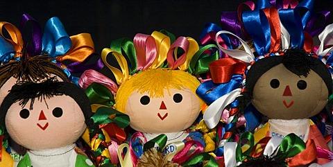 Dolls, Province of Guanajuato, Mexico