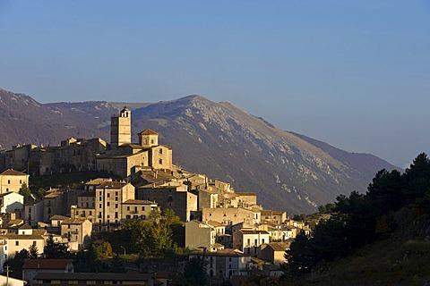 Castelmonte, Abruzzo, Italy, Europe