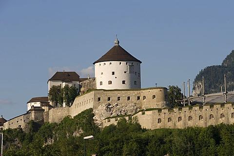 Kufstein Fortress, Tyrol, Austria, Europe, PublicGround