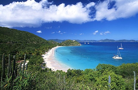 Peter Island, British Virgin Islands, Caribbean