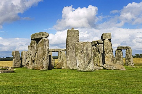 Stonehenge, Wessex, England, Great Britain, Europe