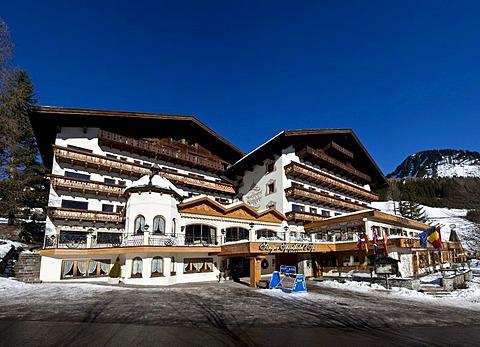 Singer Sportshotel, Bergwang, Tyrol, Austria, Europe