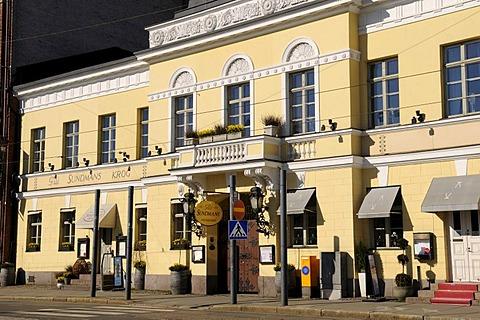Sundmans Restaurant, Etelaeranta, Helsinki, Finland, Europe