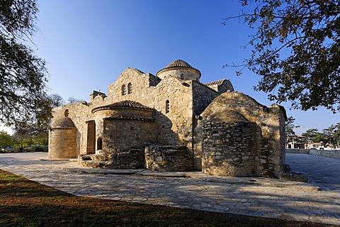 Greek Orthodox church, Kition, Larnaca, Cyprus, Europe