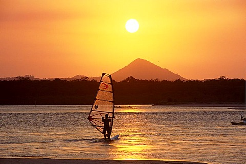 Windsurfer, West Australia