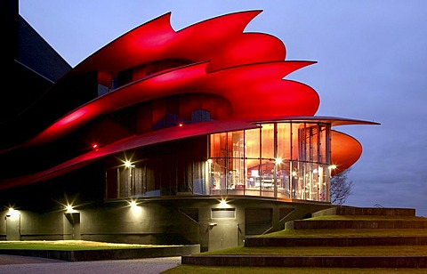 Hans-Otto-Theatre, Potsdam, Brandenburg, Germany, Europe