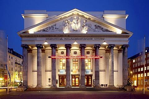 Theatre, Aachen, North Rhine-Westphalia, Germany, Europe