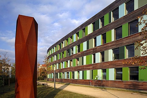 Federal Environment Agency, Dessau, Saxony-Anhalt, Germany, Europe