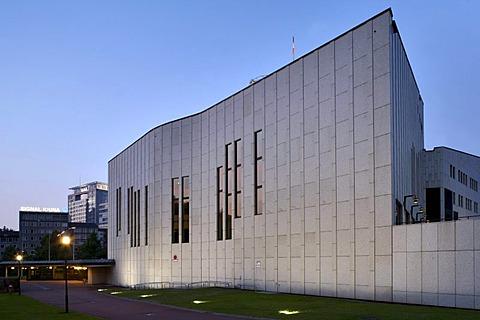 Aalto Theatre, opera house, Essen, Ruhr Area, North Rhine-Westphalia, Germany, Europe