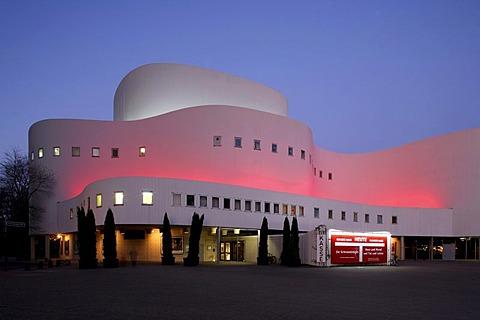 Duesseldorfer Schauspielhaus, theatre, Duesseldorf, North Rhine-Westphalia, Germany, Europe