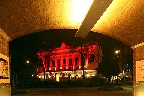 Theater des Westens, theatre, Charlottenburg, Berlin, Germany, Europe