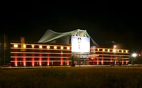 Metronom Theatre, Oberhausen, Ruhr district, North Rhine-Westphalia, Germany, Europe