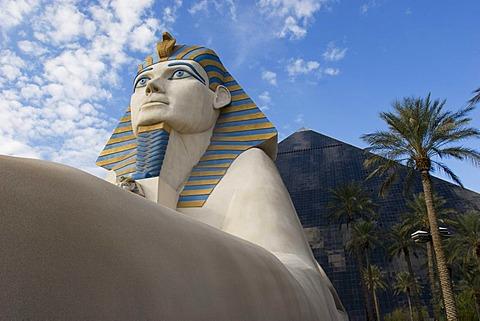 Luxor Hotel, Las Vegas, Nevada, USA