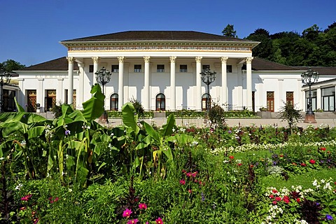 Spa Hotel in Baden-Baden, Schwarzwald or Black Forest, Baden-Wuerttemberg, Germany, Europe