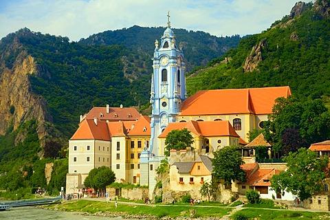 Convert Durnstein, Wachau Region, Lower Austria, Austra