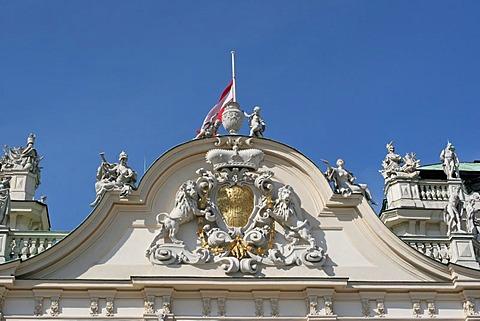 Upper Belvedere (Austria, Vienna)