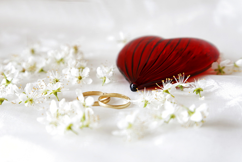Wedding, symbolic picture