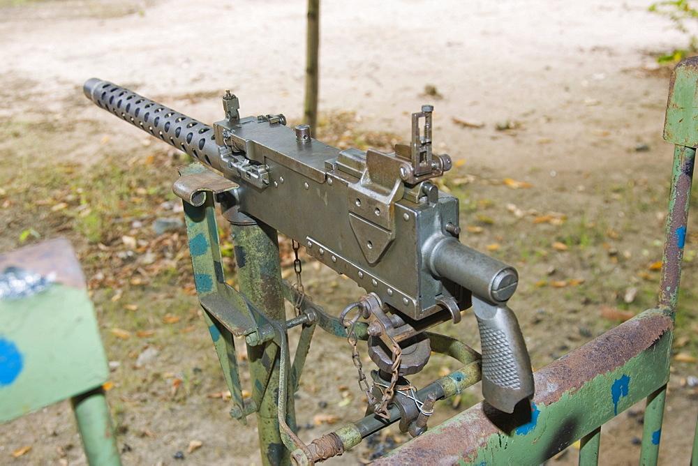 M1919A4 Browning, U.S.-manufactured machine gun