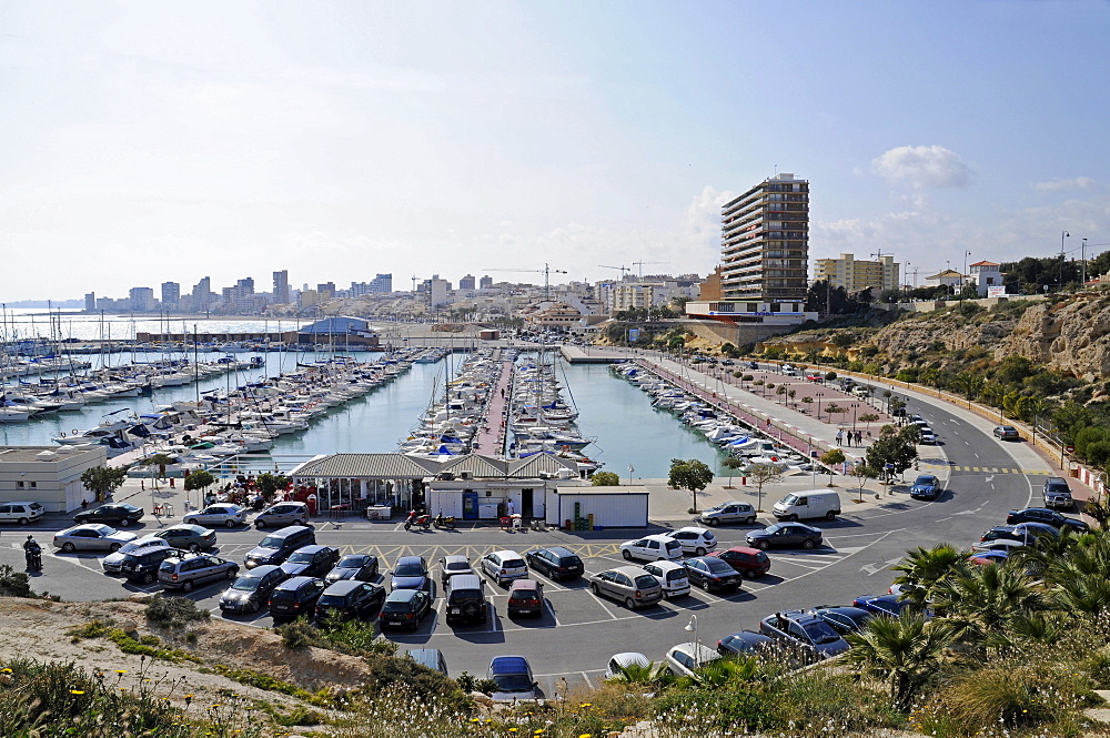 Marina, El Campello, Alicante, Costa Blanca, Spain