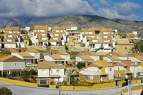 New residential area in Benidorm, Costa Blanca, Spain - 832-281128