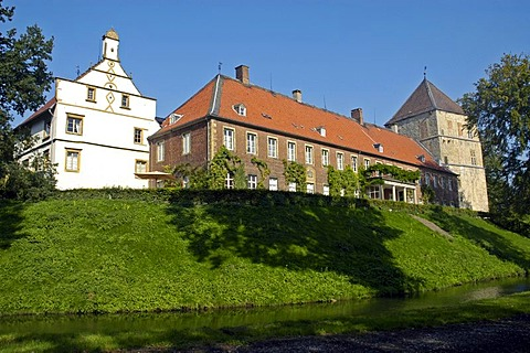 Castle Rheda, Rheda, North Rhine-Westphalia, Germany
