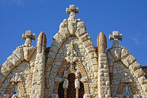 Sanctuary of Mary Magdalene by Jose Sala Sala, Novelda, Alicante, Costa Blanca, Spain