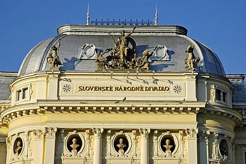 Slovak National Theatre, Bratislava, Slovakia