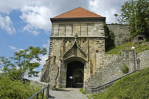 Sigismund Gate, castle, Bratislava, Slovakia